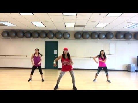 Vivir Mi Vida Version Pop By Marc Anthony Shakira Barrera  Zumba Fitness