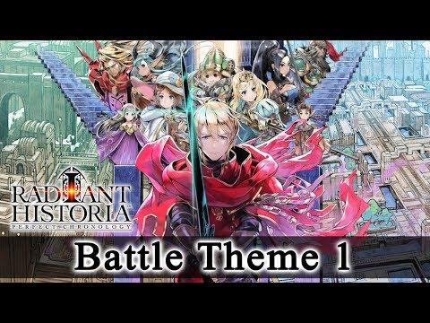 Radiant Historia: Perfect Chronology - Battle Theme 1 - Blue Radiance (HQ)
