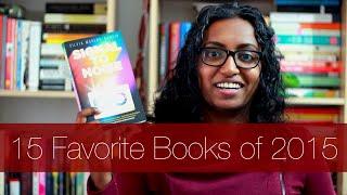 15 Favorite Books of 2015