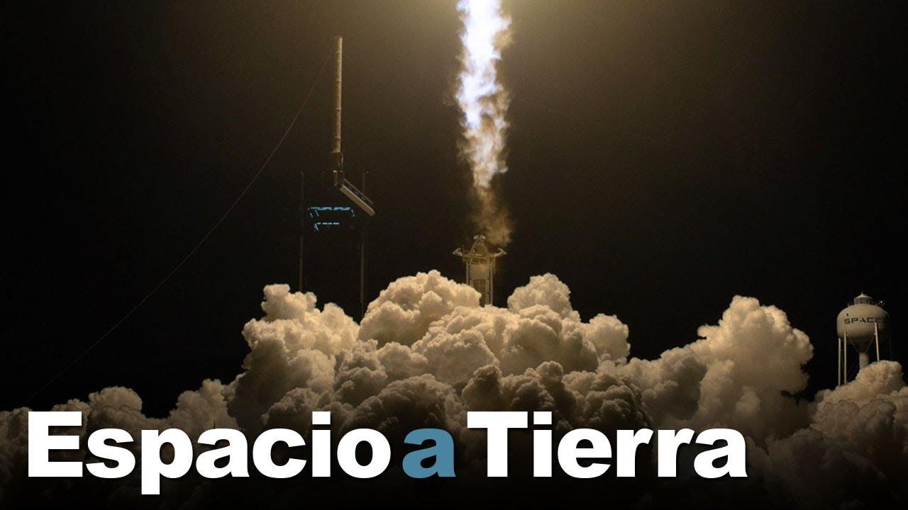 Espacio a Tierra: Resiliencia se eleva: 20 de noviembre de 2020