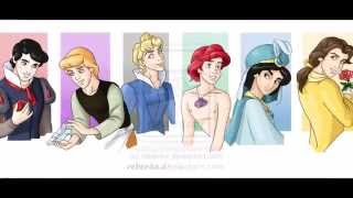 If You Can Dream- Disney Princes (Male Version)