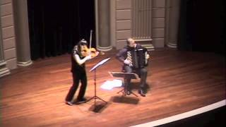 Duo MARES - Le Grand Tango, live at Concertgebouw Amsterdam