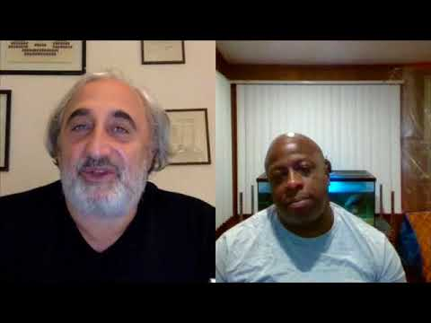 My Chat with David McCallum, 29 Years in Prison as an Innocent Man (THE SAAD TRUTH_581)