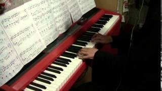 ピアノ23曲目。はじめてのひさしぶりの大人のピアノより。
