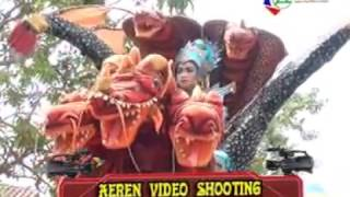SINGA DANGDUT WARLAN MUDA - UDAN BANYU MATA - AEREN VIDEO SHOOTING