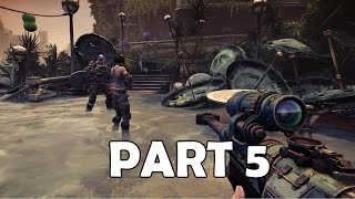 Bulletstorm: Full Clip Edition Walkthrough Part 5 (Let