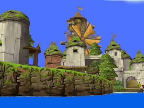 Windfall Island 10 Hours - Zelda The Wind Waker
