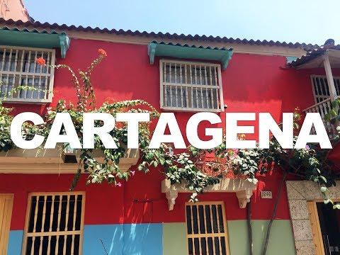 Cartagena Colombia   Vlog
