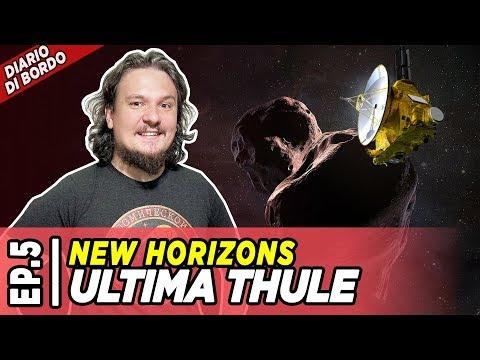 New Horizons - Diario di Bordo Ultima Thule Ep. 5 [live]