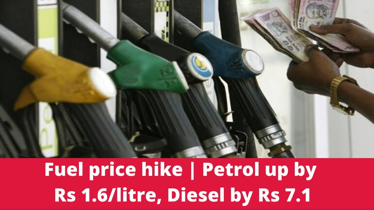 Fuel price hike | Delhi government raises VAT; petrol up by Rs 1.6/litre, diesel by Rs 7.1