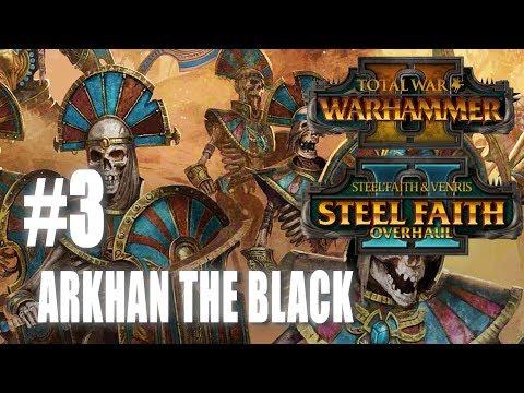 Total War: Warhammer II - SFO II - Arkhan the Black campaign #3
