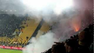 Dynamo Dresden gegen 1 FC Köln 18032013 - Vor dem Spiel