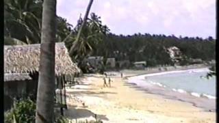 Chaweng Beach 1987. Koh Samui, Thailand