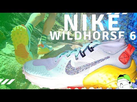 **Comfortable** Trail Running Shoe • Wildhorse 6 Review / Terra Kiger 6 Test • FKT Scouting Boulder
