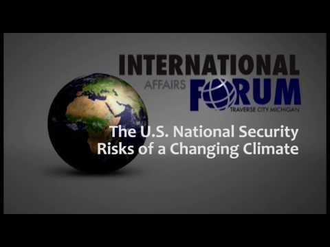The U.S. National Security Risks of a Changing Climate