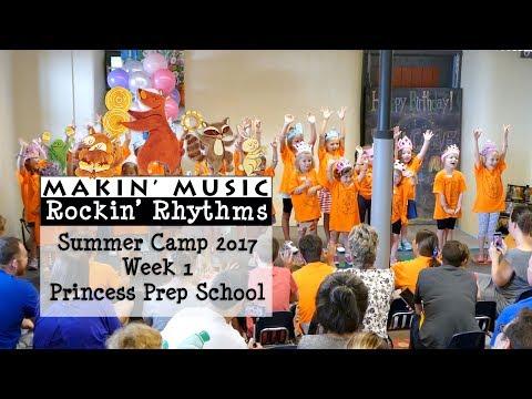 Camp 2017 - Princess Prep School