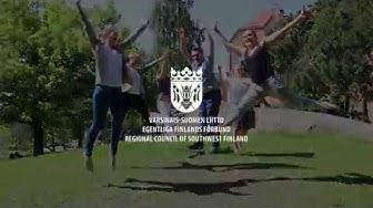 Varsinais-Suomen liitto - koko Suomi tanssii