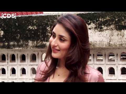Kareena Kapoor Awkward Moment In Silky 0PEN Dress