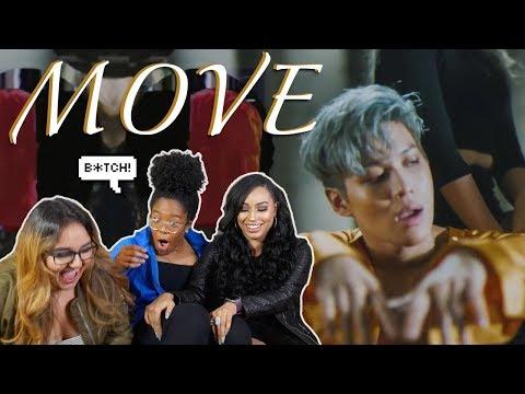 TAEMIN (태민) MOVE MV REACTION || TIPSY KPOP
