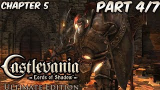 Castlevania: Lords Of Shadow - Let's Play - Chapter 5 Part 4/7 Abbey Library