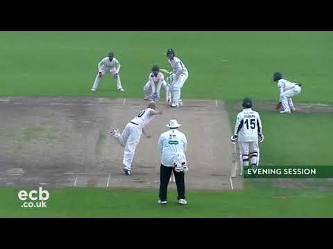 Worcestershire v Leicestershire: Specsavers County Championship Day 2 Highlights