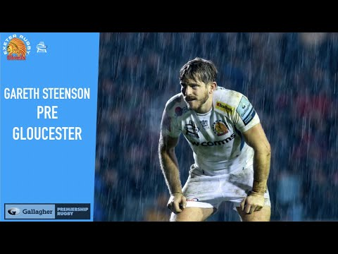 Chiefs TV - Gareth Steenson pre Gallagher Premiership vs Gloucester