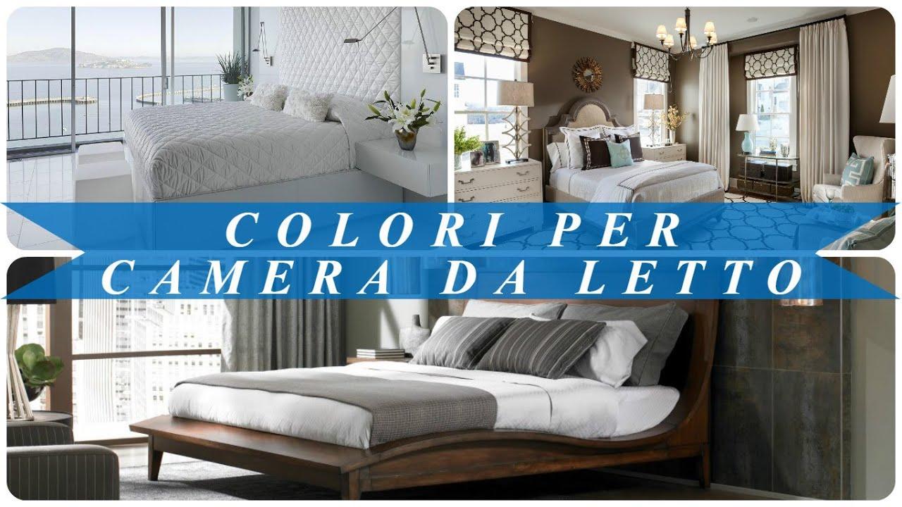 Colori pareti camera da letto 2021 distinzione tra colori caldi e freddi per dipingere la camera da letto di due colori un buon prerequisito è saper distinguere i colori freddi da quelli caldi. Colori Per Camera Da Letto Youtube