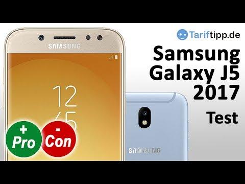 Samsung Galaxy J5 2017 | Test Deutsch