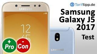 Samsung Galaxy J5 2017   Test deutsch