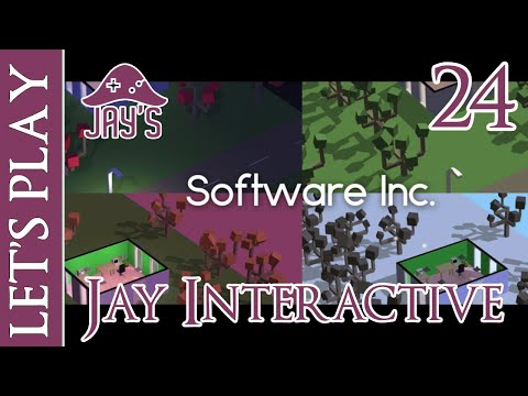 [FR] Let's Play : Software Inc - Jay Interactive - Épisode 24