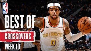 NBA's Best Crossovers | Week 10 | 2019-20 NBA Season