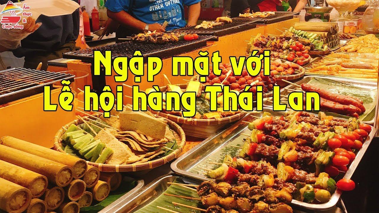 Quẩy với hội chợ Thái Lan tại TPHCM | Thái Expo | Ẩm thực & Cuộc sống