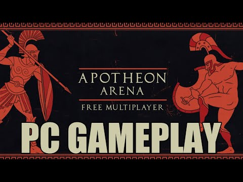 Apotheon Arena - PC Gameplay