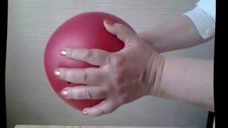 упражнения для разработки локтевого сустава после перелома видео