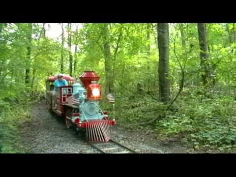 Cabin John Regional Railroad Youtube