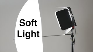 Soften Your Video Light: Karamy Adapter and Umbrella