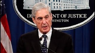 Mueller says charging Trump with crime wasn't an option