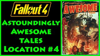 Fallout 4 - Astoundingly Awesome Tales - Dunwich Borers - 4K Ultra HD