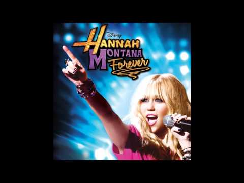 """""""Love That Lets Go"""" - Hannah Montana (Miley Cyrus) Feat. Billy Ray Cyrus  - HQ Studio Version clip."""