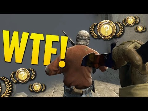Get VALVE TROLLING WITH KNIFE UNBOXING! - CS GO Funny Moments in Competitive Pictures