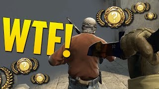 VALVE TROLLING WITH KNIFE UNBOXING! - CS GO Funny Moments in Competitive