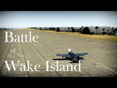 War Thunder Short Movie - Battle of Wake Island