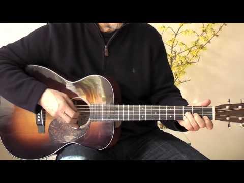 Wildcat Blues played by Lasse Johansson, guitar