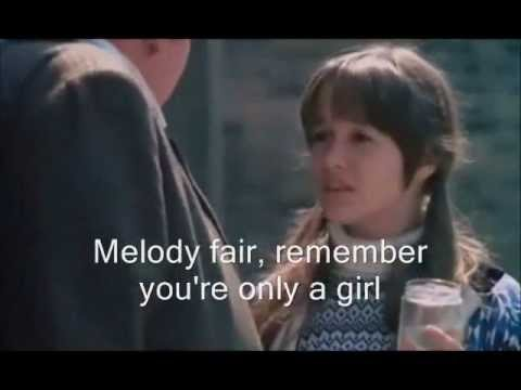 *** Melody Fair by The Bee Gees - Music Video Lyrics