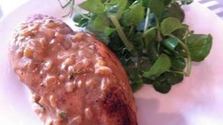 Chicken Diane - Video Recipe