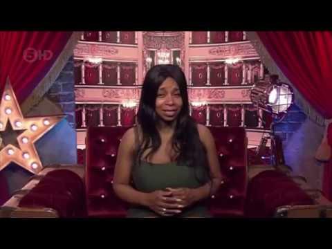 Tiffany Vs Gemma - Celebrity Big Brother (Series 17)