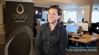 Témoignage d'Alexandre Watine, CFO d'EGG Events