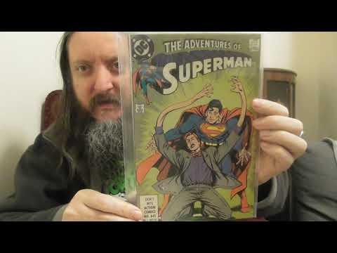 Bloggy blog - Day 264 - Superman VII - 18.10.20