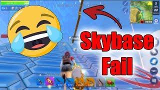 Skybase fail - Creative destruction 23 Kill solo win