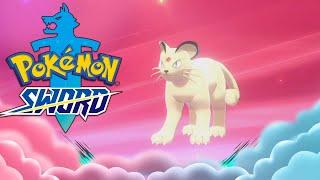Pokémon Espada y Escudo - Como conseguir a Persian (Evolución de Meowth)